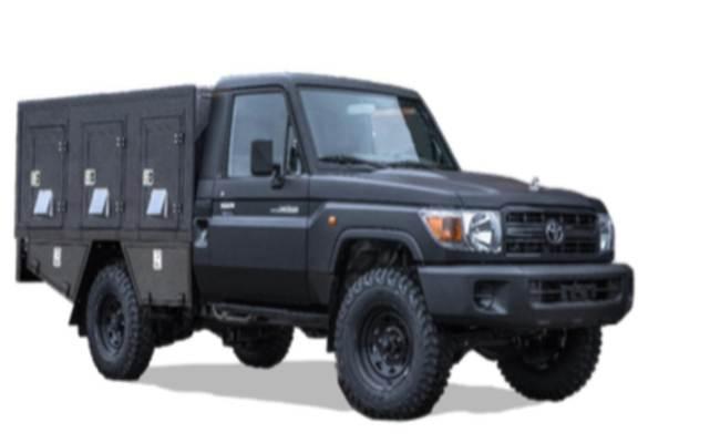 k9 vehicles